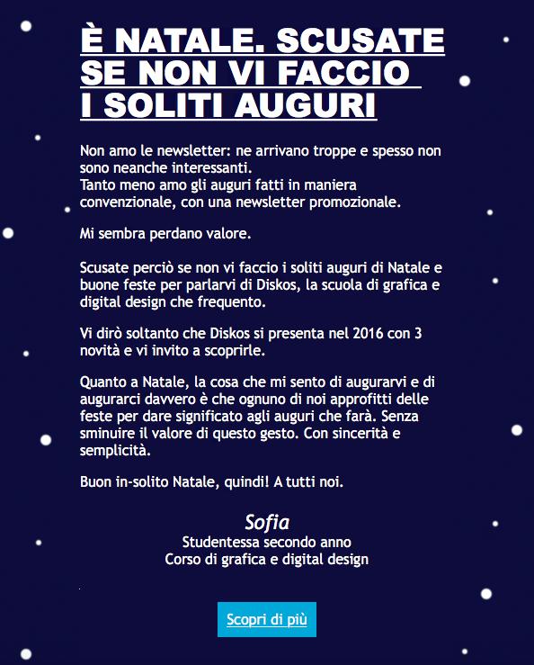 Diskos Schio Natale 2015