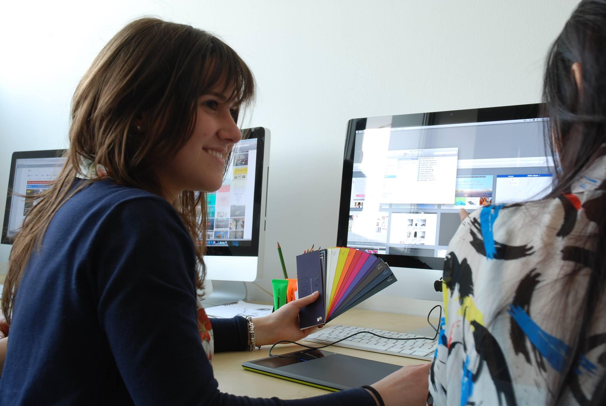 Corso di Grafica e Digital Design Vicenza