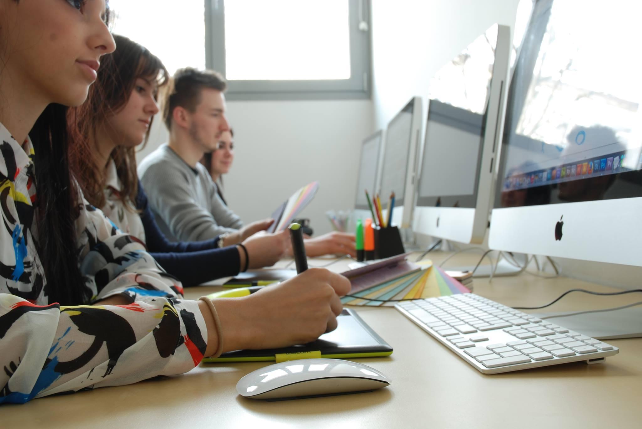 Corso di Grafica e Web Design Vicenza