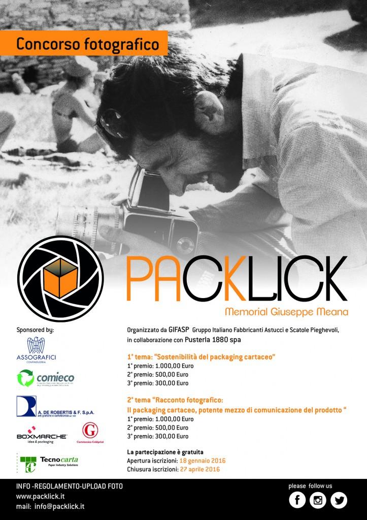 Locandina Packlick