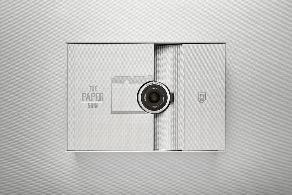 Packaging Fedrigoni per Leica X2