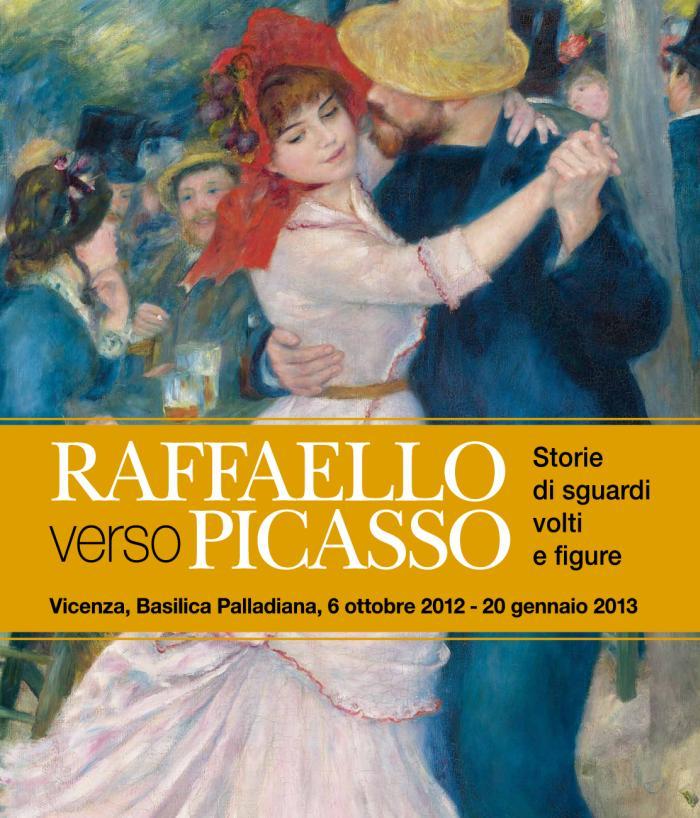 Mostra Raffaello verso Picasso a Vicenza